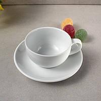 Набор для капучино HLS Чашка 200 мл + блюдце (HR1310)