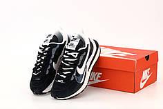 Женские кроссовки Nike Sacai. ТОП Реплика ААА класса.