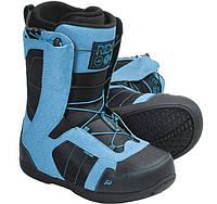 Ботинки для сноуборда Ride Snowboards Flight Голубые (размеры 9, 9.5, 10, 11.5) 13/14