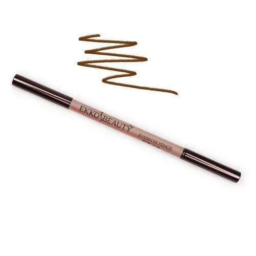 Олівець для брів EKKOBEAUTY Medium brown