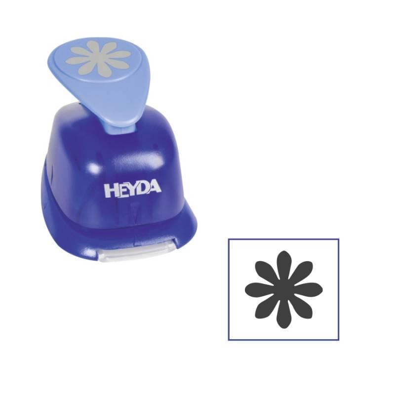 Дырокол фигурный Heyda Цветок 2,5см (4005329875007)
