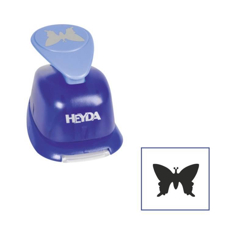 Фігурний дирокол Метелик 2.5 см Heyda