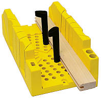 Стусло из полистирола с фиксаторами, длина 310мм, ширина 130мм, высота 80мм. STANLEY 1-20-112.