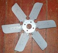 Крыльчатка вентилятора ЯМЗ 238-1308012-А4 производство ЯМЗ