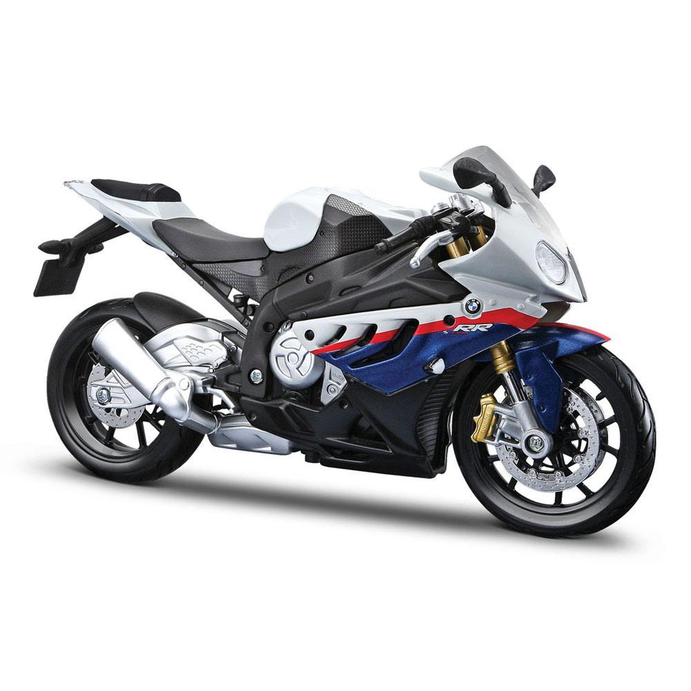Мотоцикл игрушечный Maisto в ассортименте, масштаб 1:12  (31101-10)