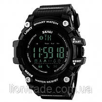 Skmei Розумні годинник Skmei Smart Watch 1227 Black