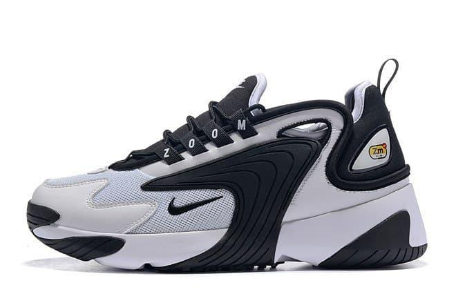 Чоловічі кросівки Nike X Stussy Air Zoom Spiridon cage Black