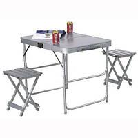 Комплект мебели для пикника  Стол+2 стульчика TA-200, фото 1