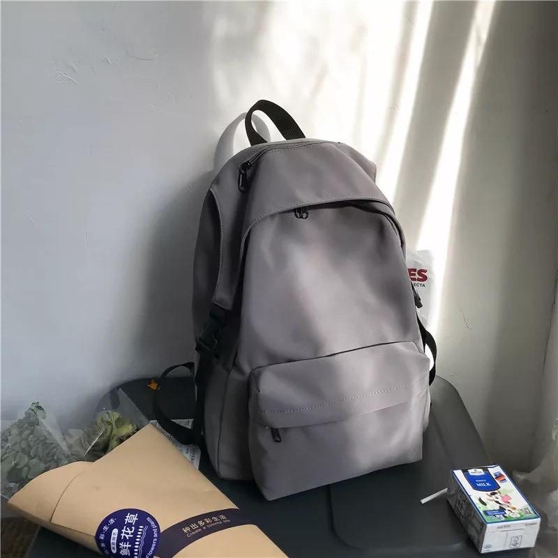Рюкзаки для подростков водоотталкивающие серого цвета HOCODO.