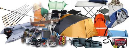 Аксессуары для отдыха, рыбалки и туризма