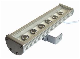 Архітектурний Лінійний Світильник LED 24V-DC 290мм IP65 16.8 W