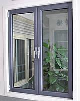 Окна из анодированного алюминия
