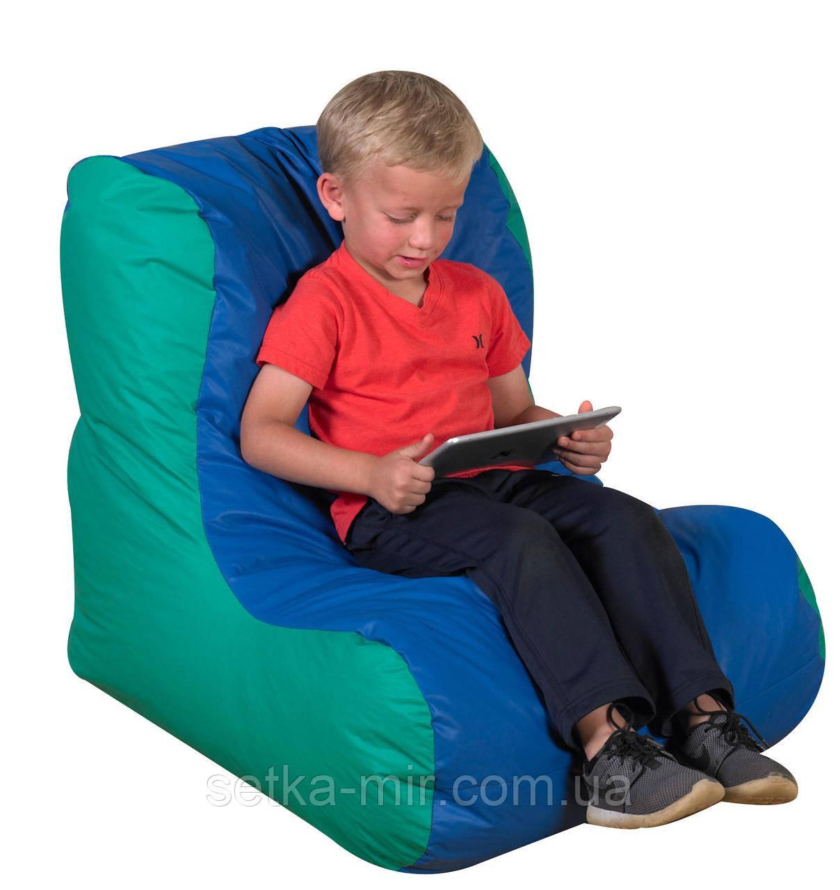 Бескаркасное кресло Читайка