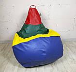 Кресло мешок Полосатик, фото 4