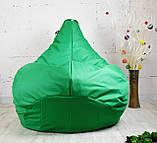 Кресло груша Оксфорд Зеленый, фото 2