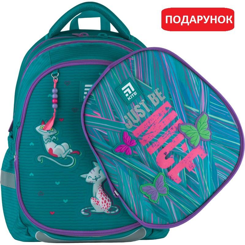 Рюкзак школьный ортопедический Kite Education Adorable (K21-700M(2p)-4)