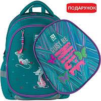 Рюкзак школьный ортопедический Kite Education Adorable (K21-700M(2p)-4), фото 1