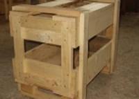 Ящик деревянный 800 x 670 x 740