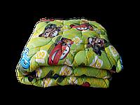 Детское одеяло шерстяное