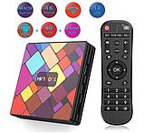 Смарт приставка медіаплеєр тюнер TV Box HK1 COOL 4 / 32 Гб Android, фото 3