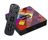 Смарт приставка медіаплеєр тюнер TV Box HK1 COOL 4 / 32 Гб Android, фото 7