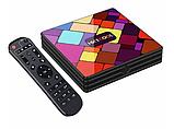 Смарт приставка медіаплеєр тюнер TV Box HK1 COOL 4 / 32 Гб Android, фото 10