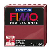 Пластика Fimo Professional 85г бордовая (4007817800140)