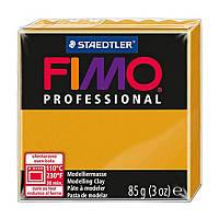 Пластика Professional Охра жовта 85г Fimo