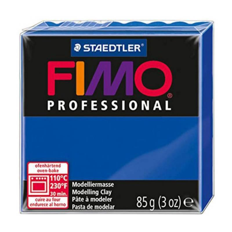 Пластика Fimo Professional 85г ультрамариновая (4007817800171)