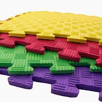 Мягкие полы Игроленд коврик пазл 50х50х1,2 см