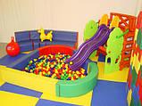 Дитяча ігрова кімната до 25 кв.м, фото 2