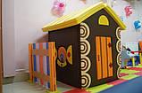 Детская игровая комната до 25 кв.м, фото 3