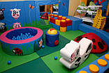 Мягкая детская игровая зона до 50 кв.м, фото 3