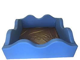 Сухой бассейн Волна 150х60 см