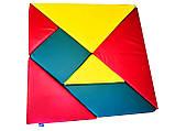Конструктор Танграм квадрат, фото 2