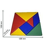 Конструктор Танграм квадрат, фото 3