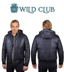 Пуховики мужские Wild Club оптом