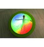 Сухой бассейн с подсветкой круглый 150х40 см, фото 2