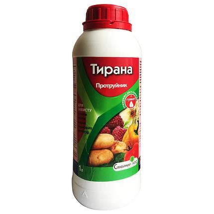 """Протравитель картофеля """"Тирана"""" 1 л от """"Семейный Сад"""" (оригинал), фото 2"""