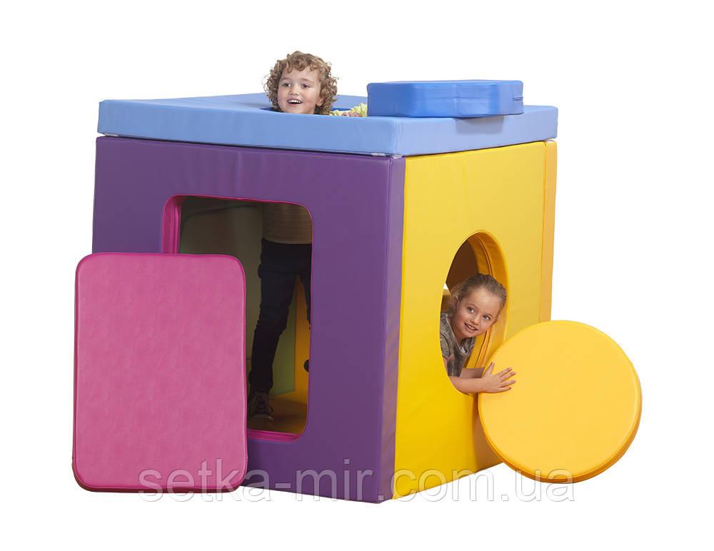 Игровой куб Гулливерчик