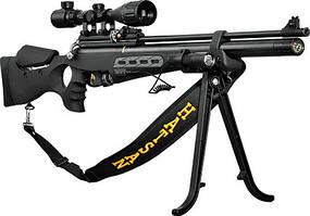 Пневматична гвинтівка PCP Hatsan BT65RB Elite (40 Дж) з насосом Hatsan