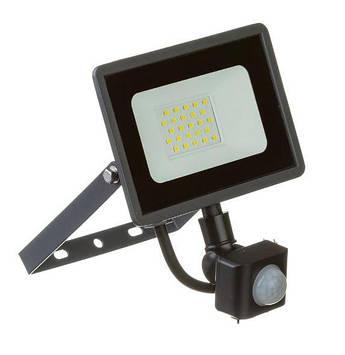 Прожектор AVT  Sensor  6000k ip65 20