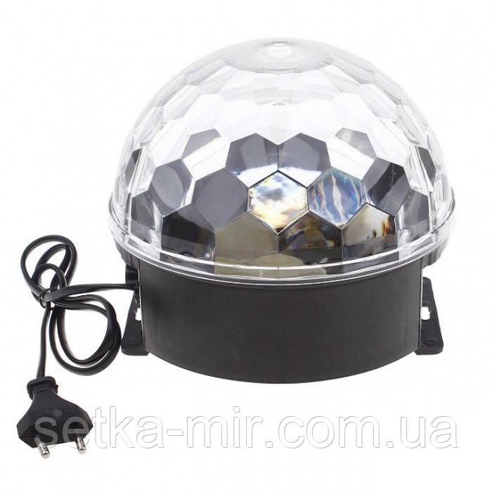 Світлодіодна диско-куля STLS MB-06