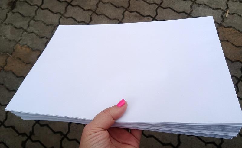 Конверт С4 (22,5х32см) білий 100шт