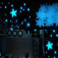 Світлові стікери Зоряне небо