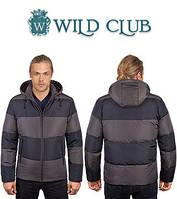Пуховики зимние Wild Club оптом