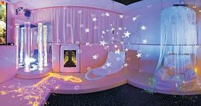 Сенсорна кімната Хвиля з обладнанням