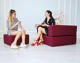 Комплект меблів Zipli (крісло і пуф), фото 2
