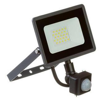 Прожектор AVT  Sensor  6000k ip65 30