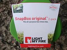 Набор посуды LIGHT MY FIRE SnapBox 2-pack( 40354413), фото 2
